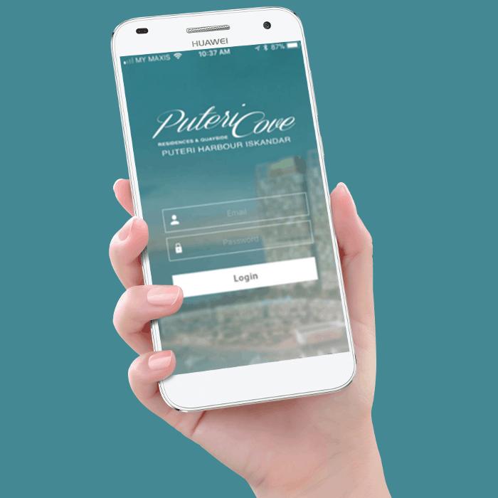 Puteri Cove App