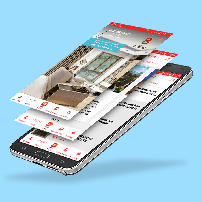 Sime Darby Property App