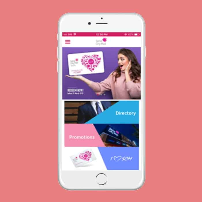 Setia City Mall App